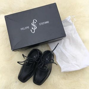 Other - Felipe Stefano Baby/ Toddler Boys Dress Shoes
